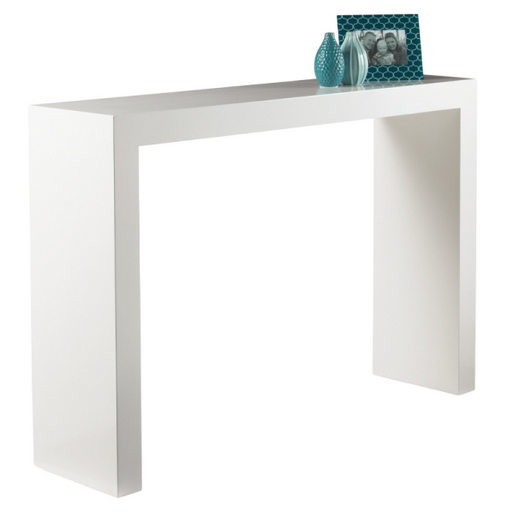 Tables Accent Tables Sr 89586 Narrow Modern Console