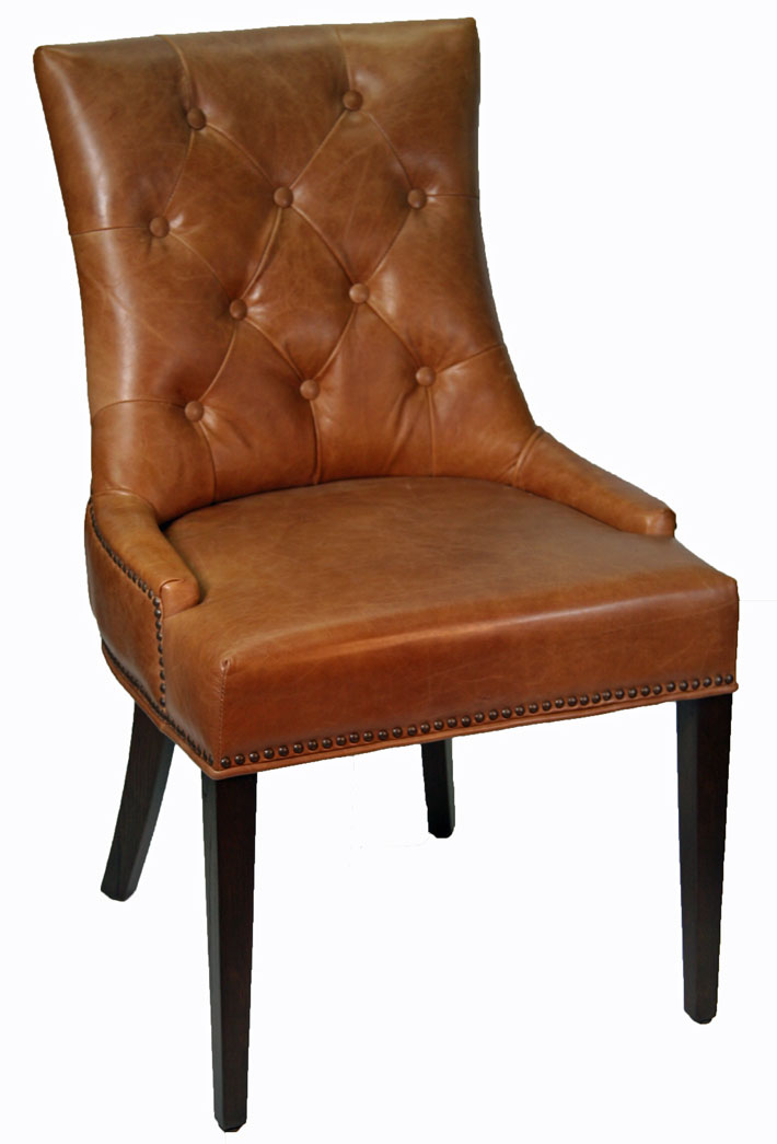 Stools Bar Stools Antique Brown Top Grain Leather