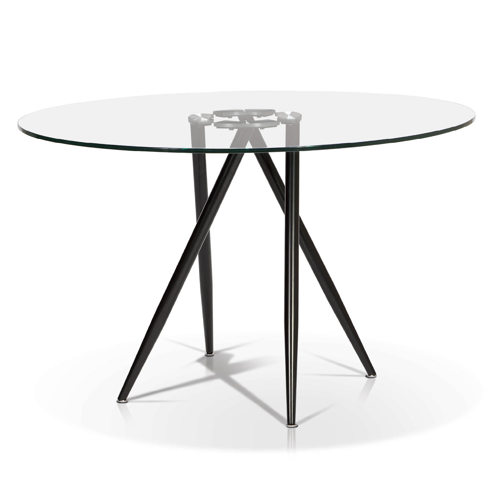 visionexchange fancy oval dining ideas top for of table glass