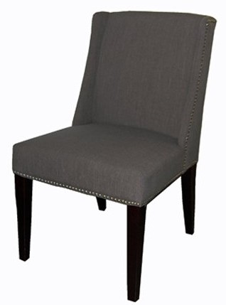 Chairs Dining Chairs Accent Fabric Dining Chair With