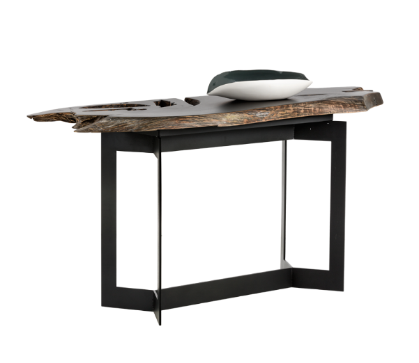 Teak Root Coffee Table Canada: Tables :: SR-102224 Teak Root Console Table