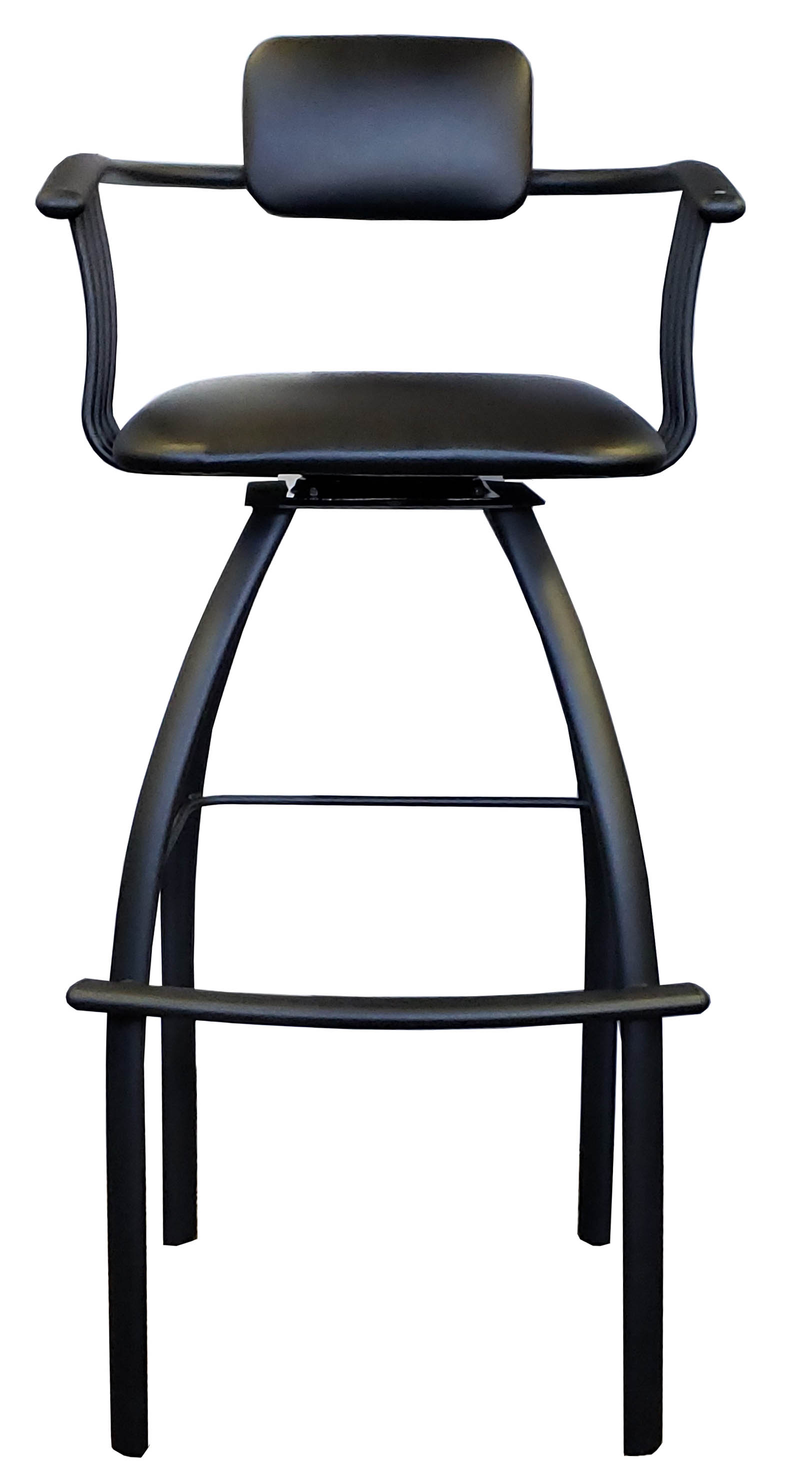 Fine On Sale Extra Tall Swivel Bar Stools In Black 34 Seat Height Ibusinesslaw Wood Chair Design Ideas Ibusinesslaworg