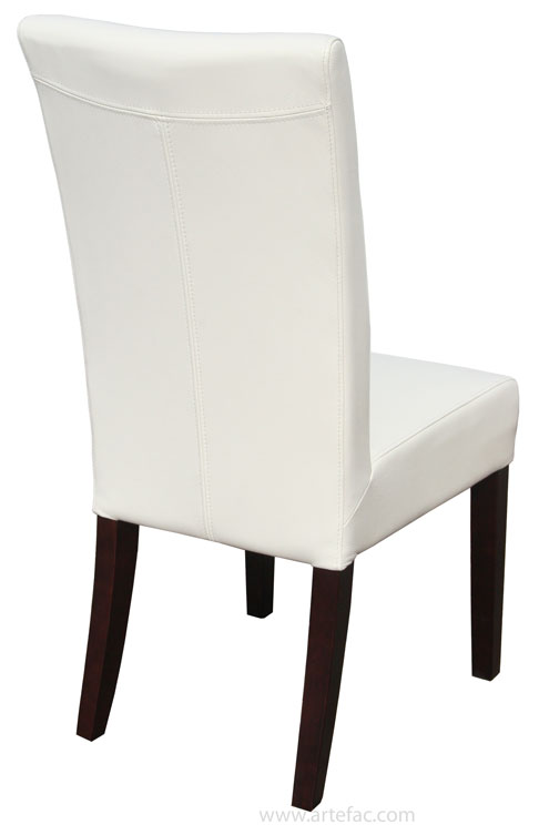 Chairs Dining Chairs Genuine Top Grain Leather