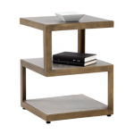 SR-102161 Convoluted End Table